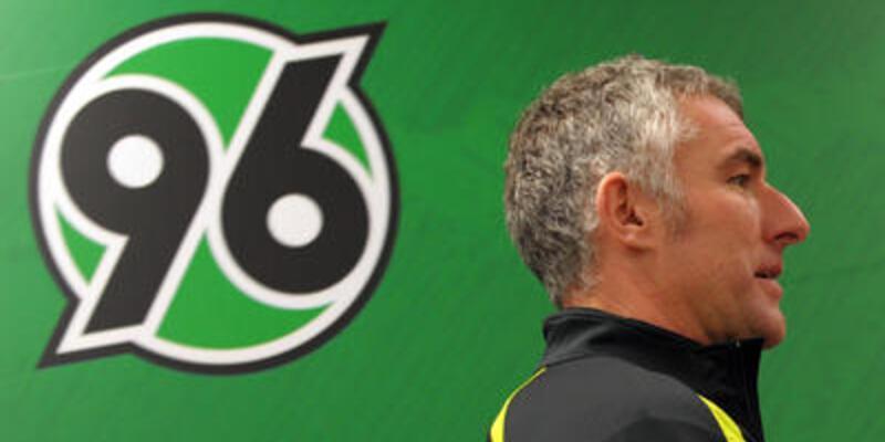 Hannover 96'da Slomka'ya veda