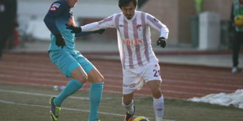 Elazığspor - Çaykur Rizespor : 1-0