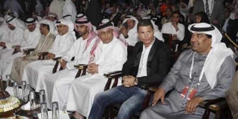 Ronaldo'ya en iyi taraftar ödülü