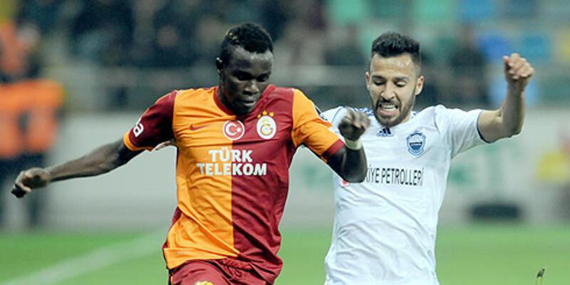 Kayseri Erciyesspor - Galatasaray: 1-3