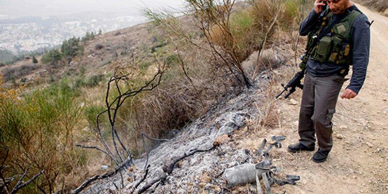 İsrail'den Lübnan'a havan topu saldırısı
