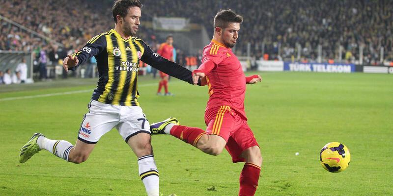 Fenerbahçe - Kayserispor: 5-1