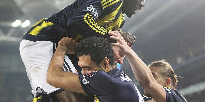 Fenerbahçe 8 sezon sonra 40 puanı geçti