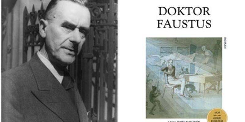 """""""Doktor Faustus"""" ilk kez Türkçe'de!.."""