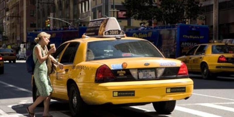 Taksiye kusana ceza
