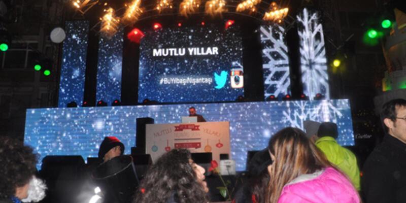 İstanbul'da yeni yıl kutlamaları