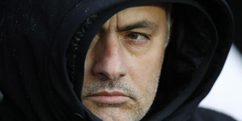 Mourinho için yolun sonu