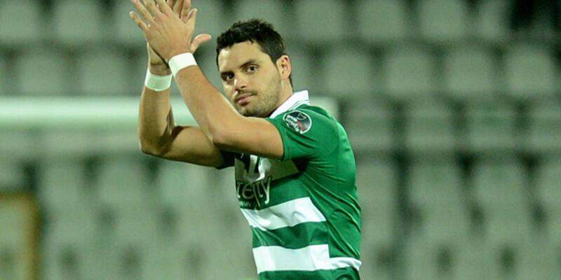 Bursaspor'un eski golcüsü yeniden Süper Lig'de