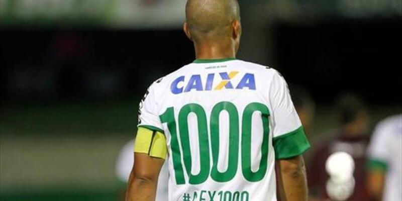 Alex de Souza hafta sonu futbolu bırakıyor