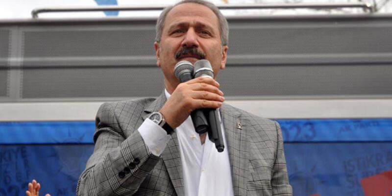 "Zafer Çağlayan: ""Kanser oldum"""