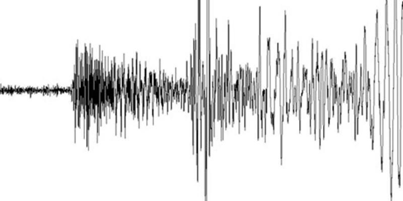 Ege Denizi ve Bingöl'de deprem!