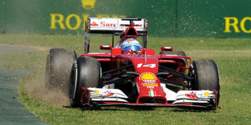 F1'de hangi pilot hangi numarayı seçti?
