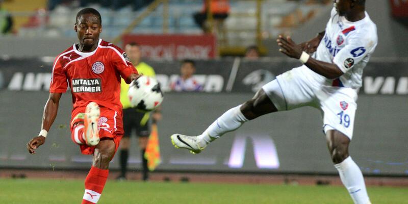 Medical Park Antalyaspor - Kardemir Karabükspor: 0-0