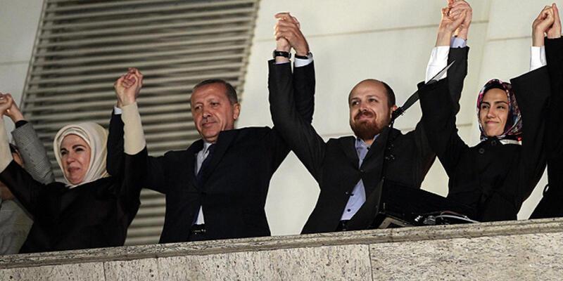 Erdoğan'dan balkon konuşması...