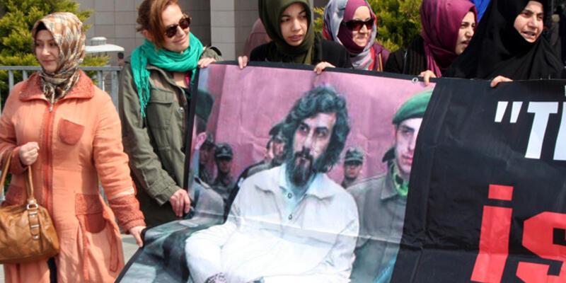 Salih Mirzabeyoğlu için eylem