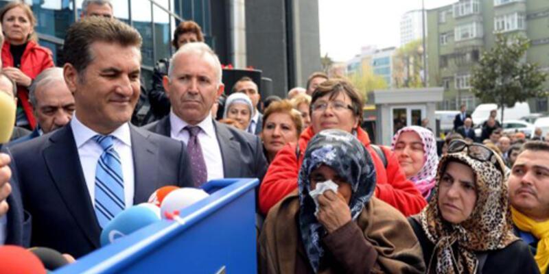 Mustafa Sarıgül Şişli'ye veda etti