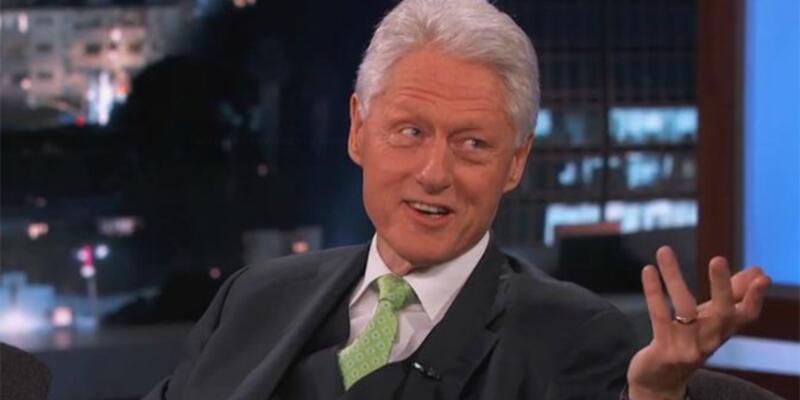 Clinton Başkan olduğunda ilk iş uzaylıları sormuş