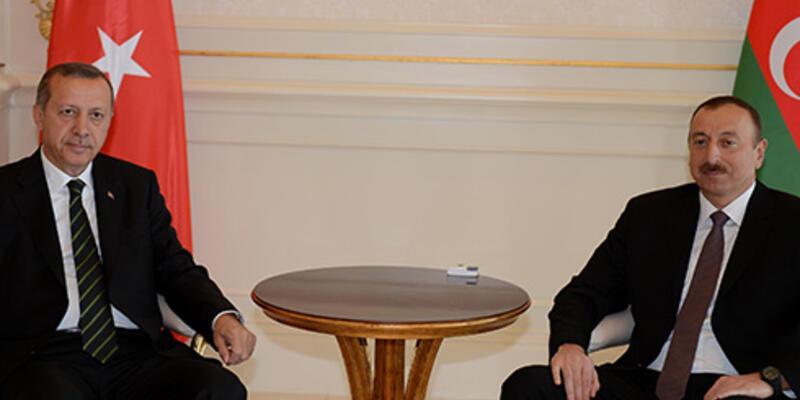 """Erdoğan ve Aliyev'e """"cemaat okulları"""" sorusu"""