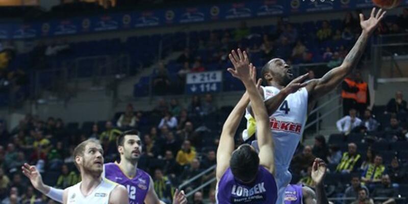 Fenerbahçe Ülker kılpayı kazandı
