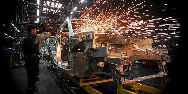 Sanayi üretimi şubatta beklentilerin üzerinde arttı