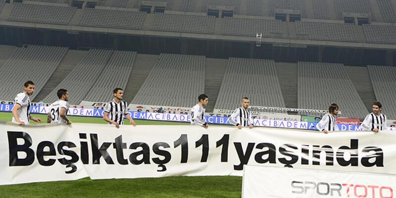 Beşiktaş önümüzdeki sezon için Atatürk Olimpiyat stadını bildirdi