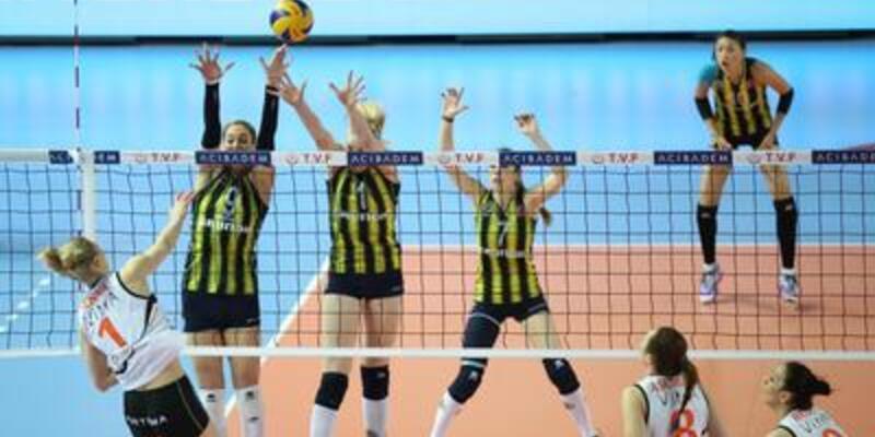 Fenerbahçe: 3 - Eczacıbaşı VitrA: 1