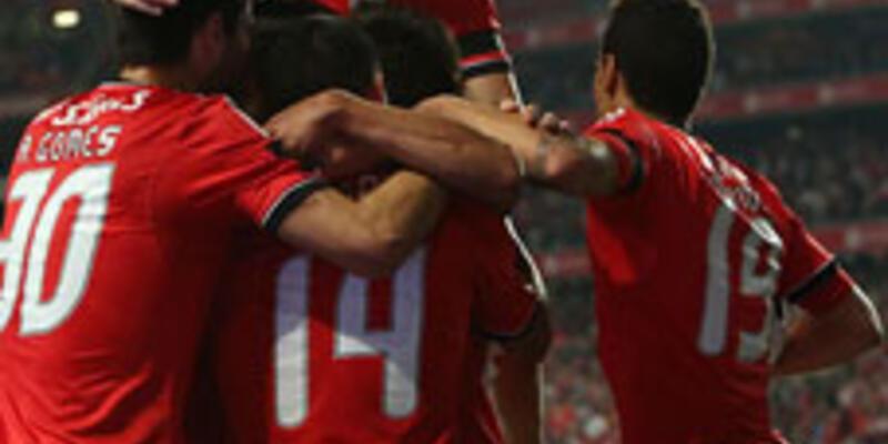 Benfica 33. kez şampiyon