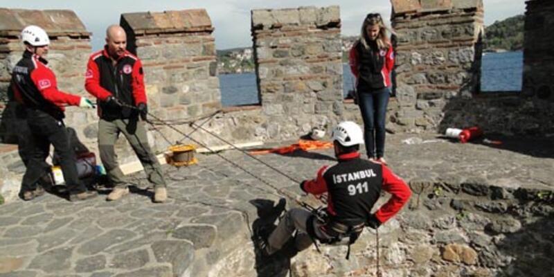 İstanbul 911, barut deposunu temizledi