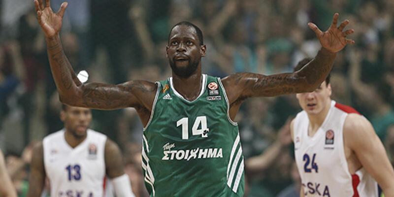 Panathinaikos: 73 - CSKA Moskova: 72