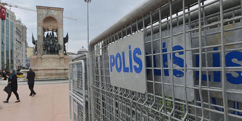 İstanbul Emniyeti'nde 1 Mayıs alarmı