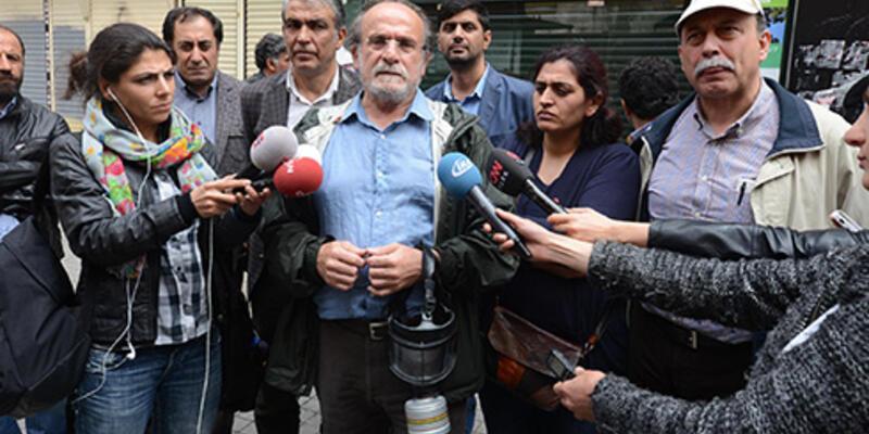 HDP'liler İstiklal'de açıklama yaptı