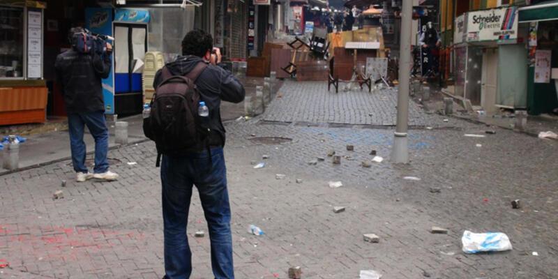 Gazeteci örgütlerinden 1 Mayıs için kınama