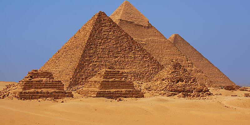 """""""Piramitler""""in gizemi çözüldü"""
