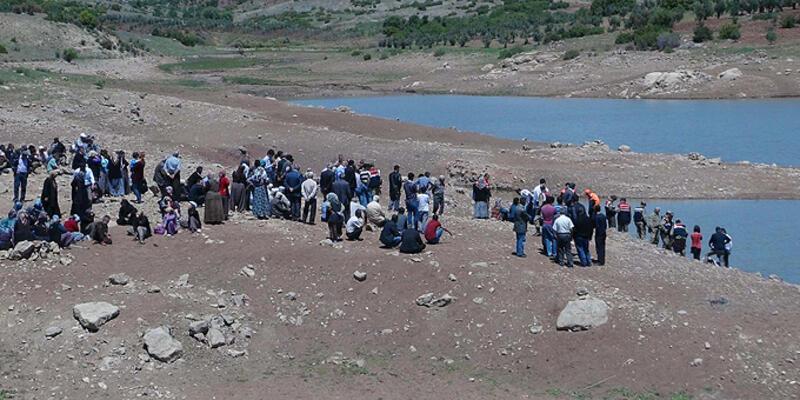 4 gündür kayıp kızın gölette cesedi bulundu