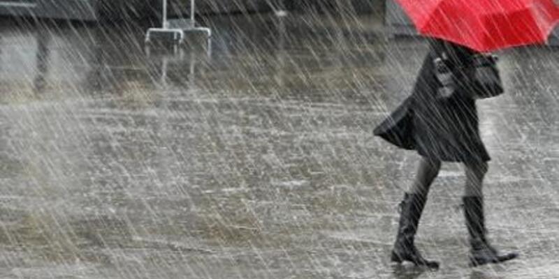 Yağışlı hava gelecek hafta da sürecek