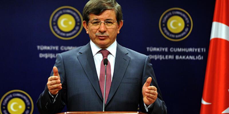 """Davutoğlu: """"Başbakan'ın taziyesi yürekli bir adımdı"""""""