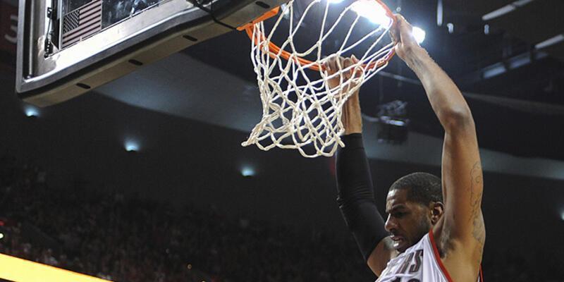 Portland son saniye basketiyle turladı