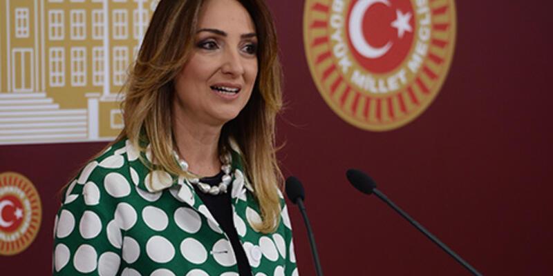 """Aylin Nazlıaka: """"Öüm tehditleri alıyorum"""""""