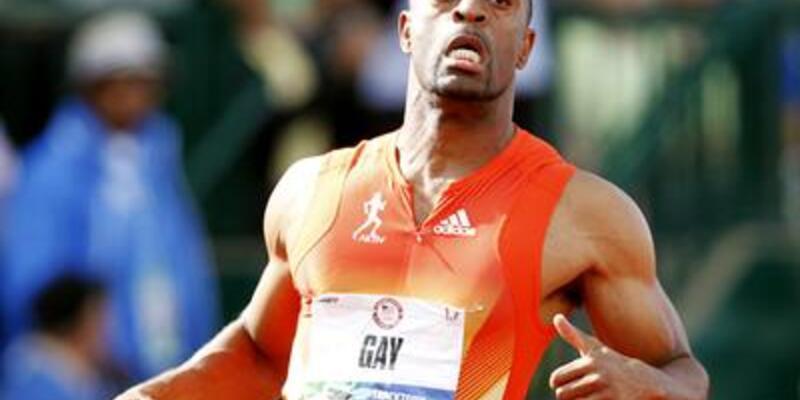 Tyson Gay'a doping gerekçesiyle 1 yıl ceza