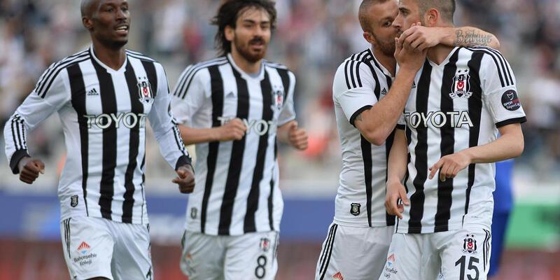Süper Lig: Beşiktaş - Kasımpaşa: 2-1