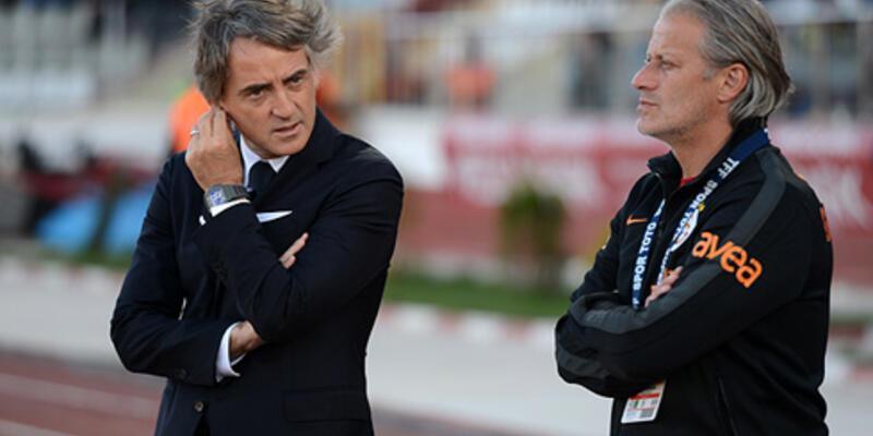 Galatasaray'dan gidecek mi? Mancini açıkladı...