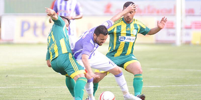 PTT 1. Lig: Şanlıurfaspor: 3 - Orduspor: 4