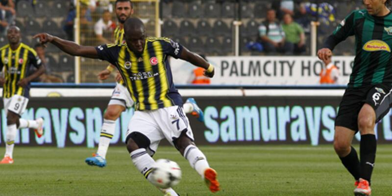 Süper Lig: Akhisar Belediyespor - Fenerbahçe: 3-1