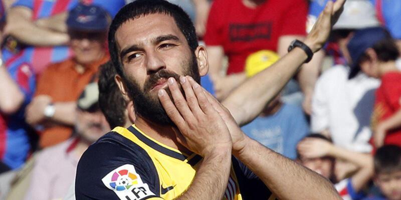 Arda Turan La Liga'da sezonun en iyi 11'ine giremedi