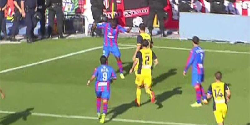 İspanyol futbolunda ikinci ırkçılık skandalı!
