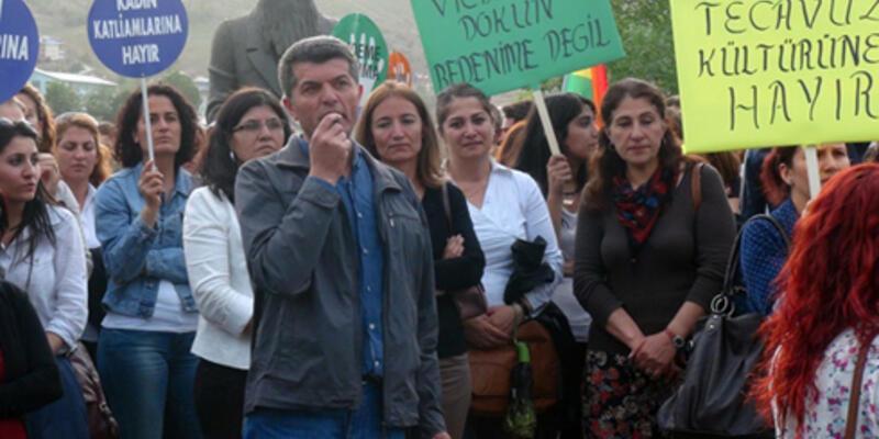 Tunceli'de tecavüz ve taciz isyanı