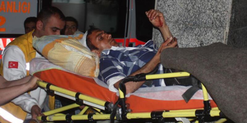 Hakkari'de askeri araç takla attı: 3 şehit 8 yaralı