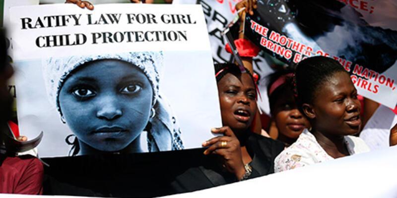 """Boko Haram: """"200 kızı köle olarak satacağız"""""""