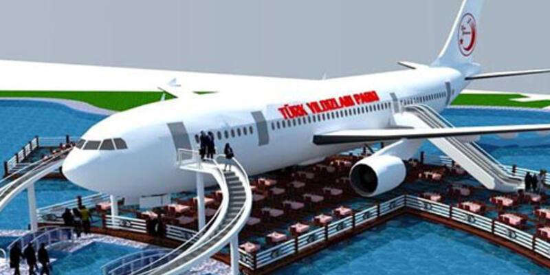 Airbus A300 artık kafeterya olacak!