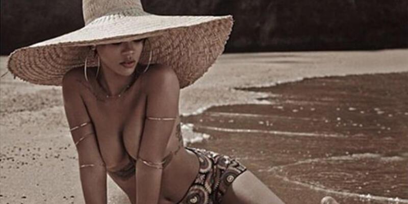Instagram Rihanna'yı sildi